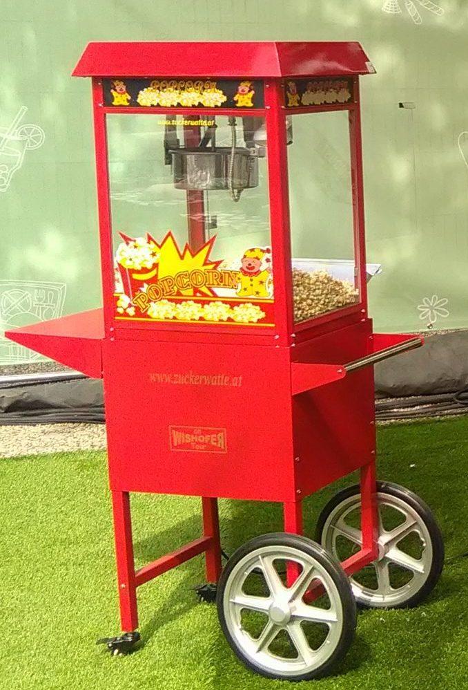 Popcorn-Wagen